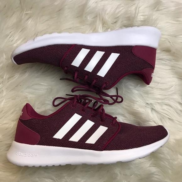 Adidas Cloudfoam Qt Racer Shoes Size 8